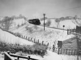 Derbyshire Winter Photographic Print