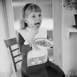 Cornflake Girl Photographic Print by Chaloner Woods