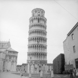 Leaning Tower of Pisa, Italy Photographic Print by George Marks