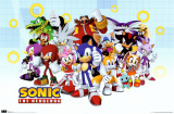 Sonic - Group Posters