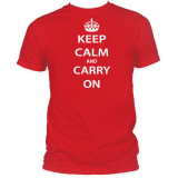 Keep Calm and Carry On Shirts
