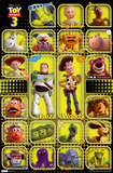 Toy Story 3 - Toys Poster