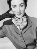 Fashion Cravat Photographic Print by Chaloner Woods