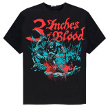 3 Inches of Blood - Barbarian T-shirts