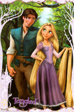 Tangled - Rapunzel Print