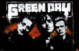 Green Day - Brick Photo
