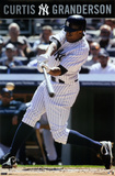 Yankees - C Granderson 10 Posters