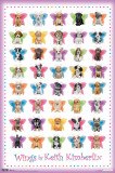Puppy - Wings Posters