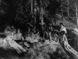 Picnic Photographic Print