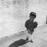 Wee Kiddie Photographic Print by Chaloner Woods