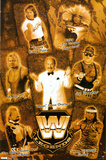 WWE - Legends Poster