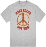 Make Bacon Not War Shirt