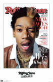 Rolling Stone - Wiz Khalifa 2011 Print