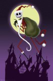Nightmare Before Christmas - Sandy Claws Print