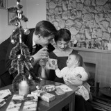 Family Christmas Photographic Print by Chaloner Woods