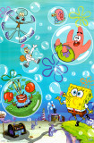 Spongebob - Bubbles Prints