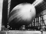 The Graf Zeppelin Photographic Print