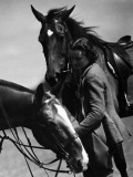 Equestrian Pursuit Photographic Print by Chaloner Woods