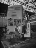 Leyland Trolleybus Photographic Print