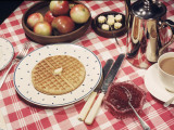 Hot Breakfast Photographic Print by Chaloner Woods