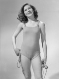Knitted Swimwear Photographic Print by Chaloner Woods