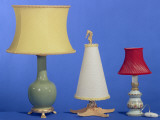 Table Lamps Photographic Print by Chaloner Woods