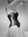 Strapless Basque Photographic Print by Chaloner Woods