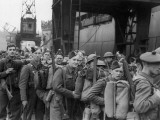 Dunkirk Evacuation Photographic Print