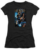 Juniors: Farscape-Comic Cover T-Shirt