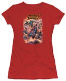 Juniors: Justice League America-Lost Shirt