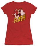 Juniors: DC-The Flash T-Shirt