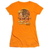 Juniors: Labyrinth-Head Don'T Come Off Shirt