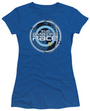 Juniors: Amazing Race-Around The Globe T-shirts