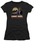 Juniors: Knight Rider-Full Moon T-shirts