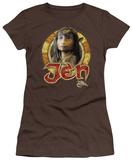 Juniors: Dark Crystal-Jen Circle T-Shirt