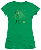 Juniors: DC-Arrow Target Camisetas