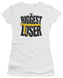 Juniors: Biggest Loser-Logo Shirts
