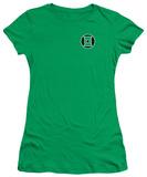 Juniors: Green Lantern-Kyle Rayner Logo Shirt