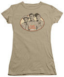 Juniors: Andy Griffith-3 Funny Guys T-shirts