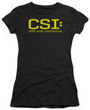 Juniors: CSI-Logo T-shirts