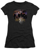 Juniors: Farscape-Cast T-shirts