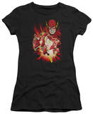 Juniors: Justice League America-Speed Force T-Shirt