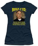 Juniors: NCIS-Rule 23 T-Shirt