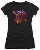 Juniors: Farscape-Graphic Collage T-Shirt