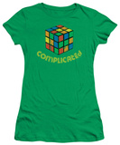 Juniors: Complicated Shirt