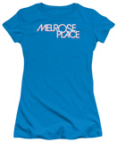 Juniors: Melrose Place-Logo T-Shirt