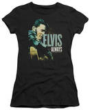 Juniors: Elvis-Always The Original T-Shirt