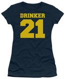 Juniors: Drinker 21 Shirts