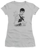 Juniors: Bruce Lee-Punch T-Shirt