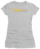 Juniors: Parenthood-Childhood T-shirts